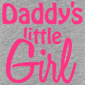 Daddys Cute Little Girl T-Shirts - Kinder Premium T-Shirt