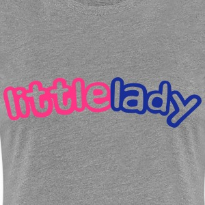 Little Lady T-shirts - Premium-T-shirt dam