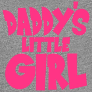 Daddys Little Girl Logo T-Shirts - Frauen Premium T-Shirt