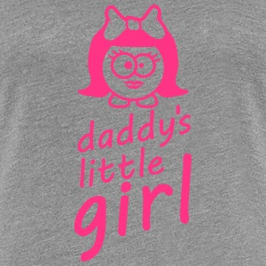 Daddys Little Baby Girl T-Shirts - Frauen Premium T-Shirt