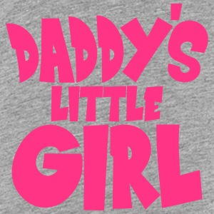 Daddys Little Girl Logo T-Shirts - Kinder Premium T-Shirt