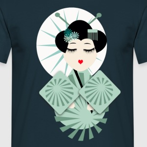 geisha T-Shirts - Men's T-Shirt