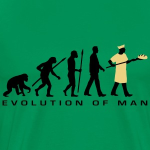 evolution_backer_122013_a_2c T-Shirts - Männer Premium T-Shirt