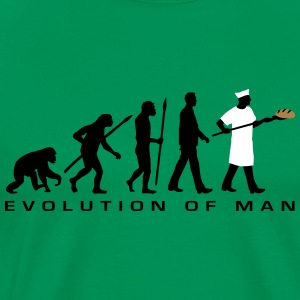evolution_backer_122013_a_3c T-Shirts - Männer Premium T-Shirt
