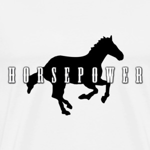 horsepower T-Shirts - Men's Premium T-Shirt