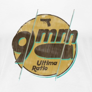 9mm T-Shirts - Frauen Premium T-Shirt