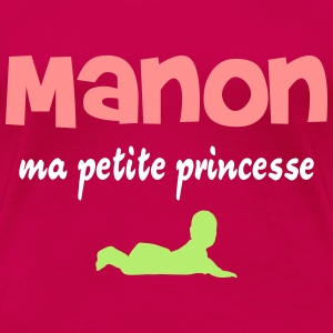 Manon T-Shirts - Frauen Premium T-Shirt