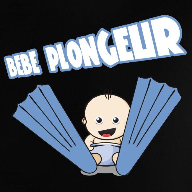 BB Plongeur ! Garçon Noir