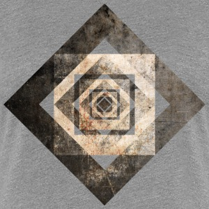 Geometric Art T-Shirts - Women's Premium T-Shirt