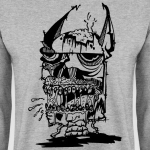 BatZombie - Sweat-shirt Homme