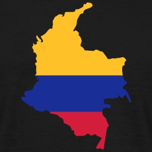 Colombia  - V3 T-Shirts - Men's T-Shirt