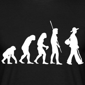 Evolution Zimmermann Shirt - Männer T-Shirt