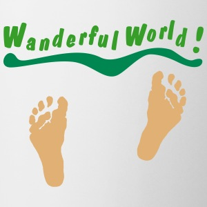 wanderful world Flasker & krus - Kop/krus