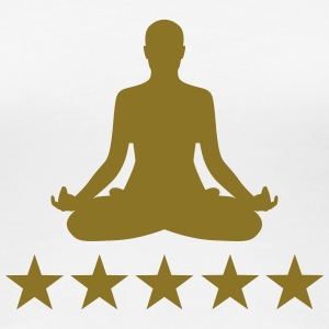 Yoga T-Shirts - Frauen Premium T-Shirt