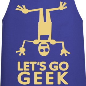 Lets go GEEK (1c)  Aprons - Cooking Apron