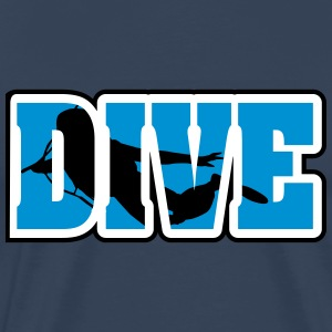Dive T-Shirts - Men's Premium T-Shirt