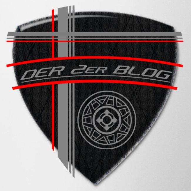dIIb  Logo- zweifarbige Tasse