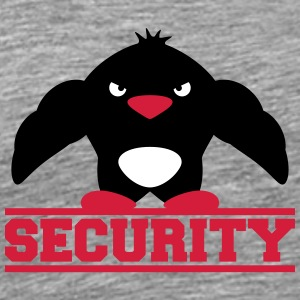 Security Muscle Penguin Tee shirts - T-shirt Premium Homme