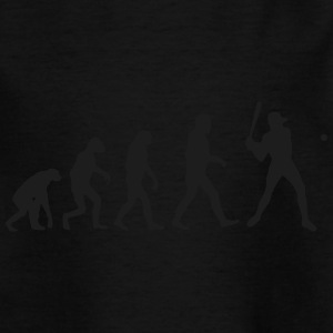 Baseball evolution logo T-Shirts - Kinder T-Shirt