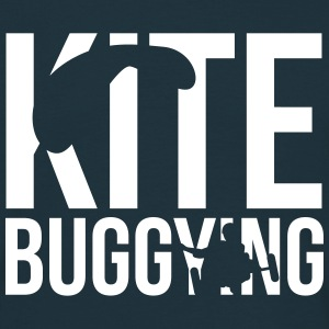 kitebuggying T-Shirts - Männer T-Shirt
