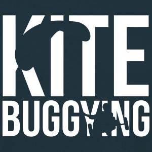 kitebuggying T-Shirts - Men's T-Shirt