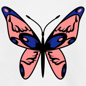 Butterfly (b)  - Kids' T-Shirt