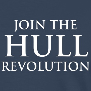jointhehullrevolution T-Shirts - Men's Premium T-Shirt