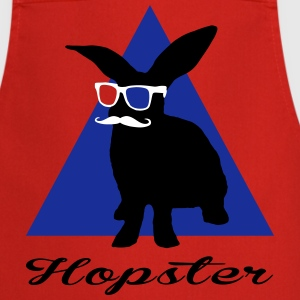 hopster - hipster  Aprons - Cooking Apron