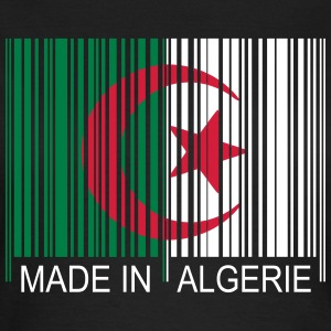 Code barre Made in ALGERIE T-Shirts - Frauen T-Shirt