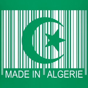 Code barre Made in ALGERIE 1c Tee shirts - T-shirt Premium Ado
