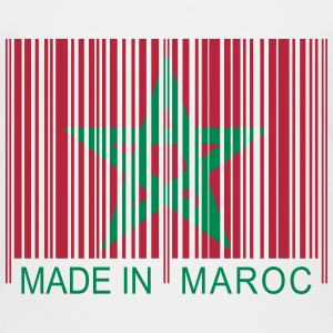 Code barre Made in MAROC Tee shirts - T-shirt Premium Ado