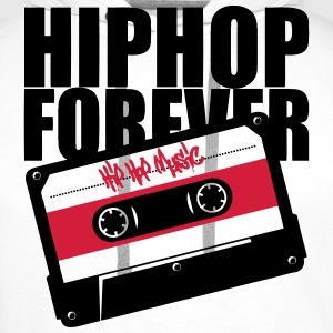 hiphop_forever Sweat-shirts - Sweat-shirt à capuche Premium pour hommes