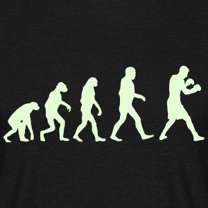 Boxing Evolution logo Tee shirts - T-shirt Homme
