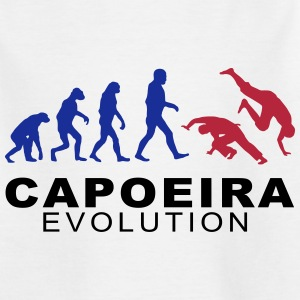 Capoeira Evolution  Tee shirts - T-shirt Enfant