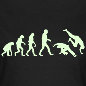 Capoeira Evolution logo T-Shirts - Women's T-Shirt