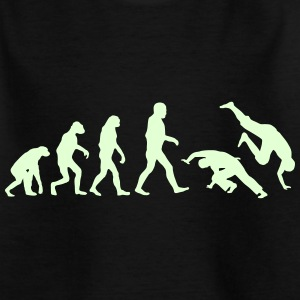 Capoeira Evolution logo Shirts - Kids' T-Shirt