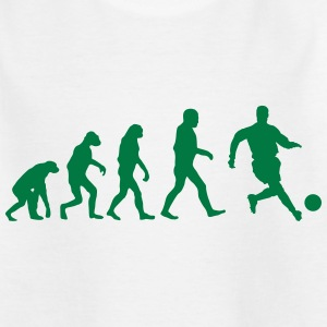 Football Evolution logo Shirts - Kids' T-Shirt