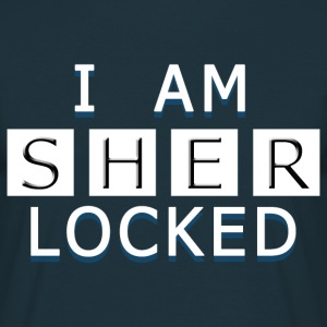 I Am Sherlocked - T-shirt Homme
