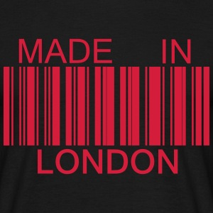 T shirt Made in London - T-shirt Homme
