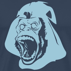 darth monkey T-Shirts - Männer Premium T-Shirt