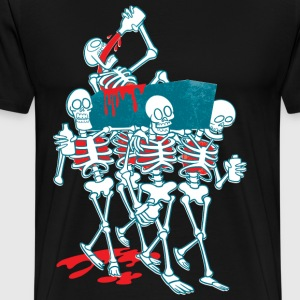 Funeral of the Already Dead - Men's Premium T-Shirt
