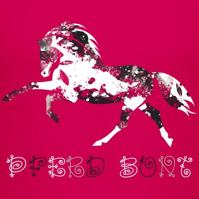 Kinder T-Shirt mit Pferdchen