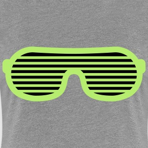 Party Glasses T-Shirts - Women's Premium T-Shirt