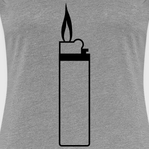 Lighter Design T-Shirts - Women's Premium T-Shirt