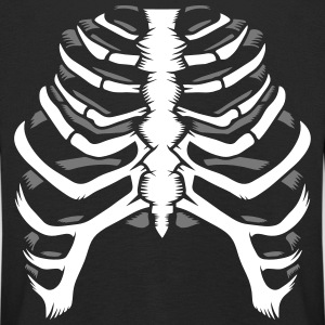 Skeleton of a human thorax Long Sleeve Shirts - Kids' Premium Longsleeve Shirt