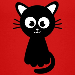 Funny sweet cat Shirts - Kids' Premium T-Shirt