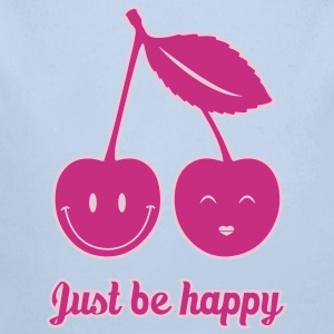 Just Be Happy Sweats - Body bébé bio manches longues