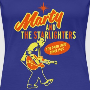 Marty and the Starlighters, Tour-Shirt - Frauen Premium T-Shirt