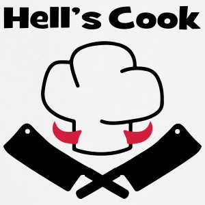 Hell's Cook  Aprons - Cooking Apron