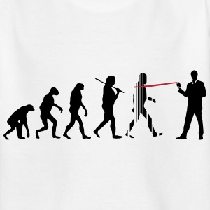 evolution nsa T-shirts - Teenager-T-shirt